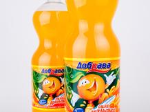 Напитки газированные низкокалорийные ТМ Добрава в асортименте