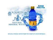 Минеральная вода из Чехии под Вашим брендом