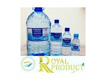 ROYAL PRODUCT - 100% натуральная плодово-овощная консервация, соки, вода
